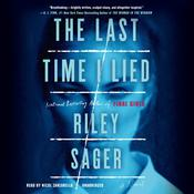 The Last Time I Lied by  Riley Sager audiobook