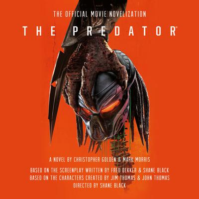 The Predator by Christopher Golden audiobook