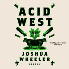Acid West by Joshua Wheeler audiobook