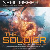 The Soldier by  Neal Asher audiobook