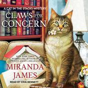 Claws for Concern by  Miranda James audiobook