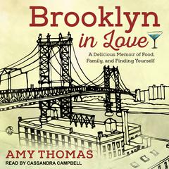 Brooklyn in Love by Amy Thomas audiobook