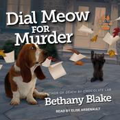 Dial Meow for Murder by  Bethany Blake audiobook