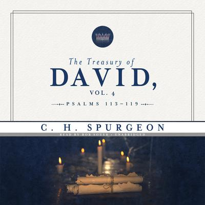 The Treasury of David, Vol. 4 by C. H. Spurgeon audiobook