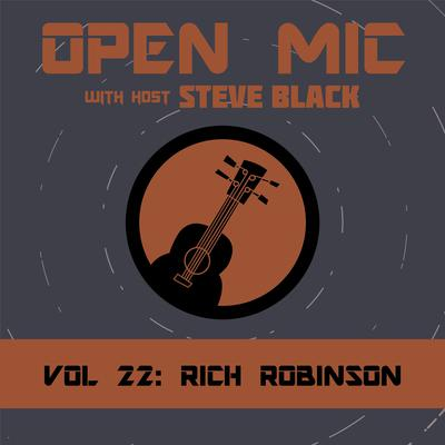 Rich Robinson by Steve Black audiobook