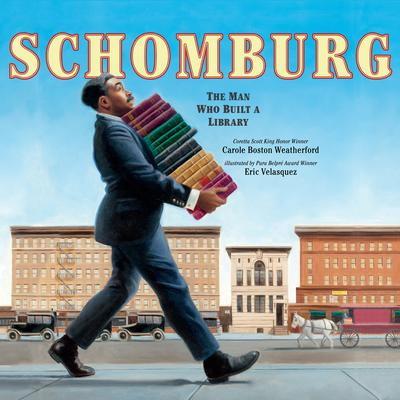 Schomburg by Carole Boston Weatherford audiobook