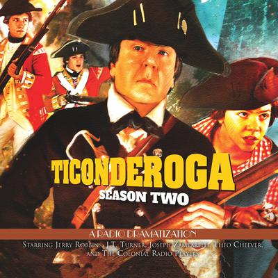 Ticonderoga—Season Two by Jerry Robbins audiobook