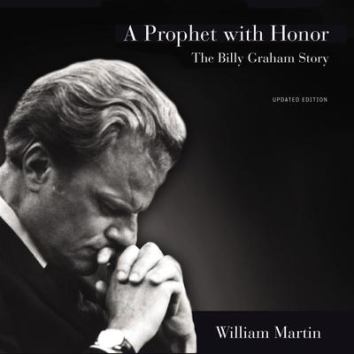 A Prophet with Honor by William Martin audiobook