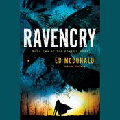 Ravencry by  Ed McDonald audiobook