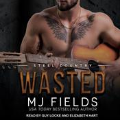 Wasted by  MJ Fields audiobook