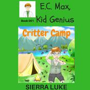 E.C. Max, Kid Genius by  Sierra Luke audiobook