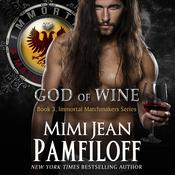 God of Wine by  Mimi Jean Pamfiloff audiobook