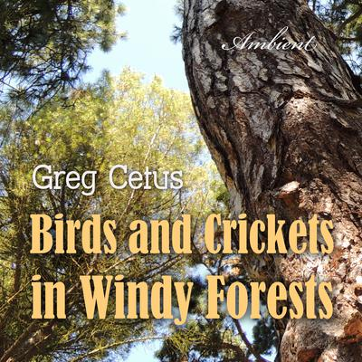 Birds and Crickets in Windy Forests: Productivity Soundscape for Clarity and Relaxation by Greg Cetus audiobook