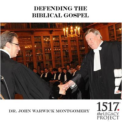 Defending The Biblical Gospel by John Warwick Montgomery audiobook