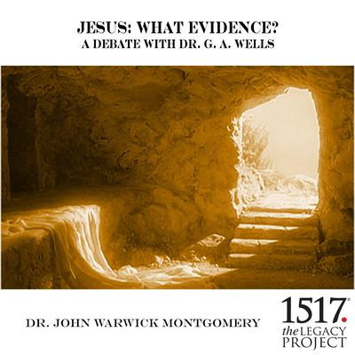 Jesus: What Evidence? by John Warwick Montgomery audiobook