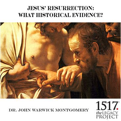 Jesus' Resurrection: What Historical Evidence? by John Warwick Montgomery audiobook