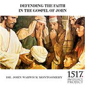 Defending the Faith In the Gospel of John by  Dr. John Warwick Montgomery audiobook