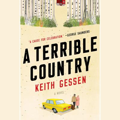 A Terrible Country by Keith Gessen audiobook