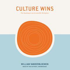 Culture Wins by William Vanderbloemen
