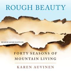 Rough Beauty by Karen Auvinen audiobook