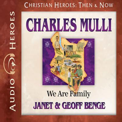 Charles Mulli by Janet Benge audiobook