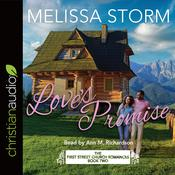 Love's Promise by  Melissa Storm audiobook