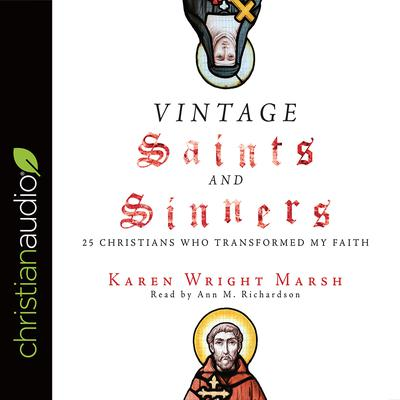 Vintage Saints and Sinners by Karen Wright Marsh audiobook