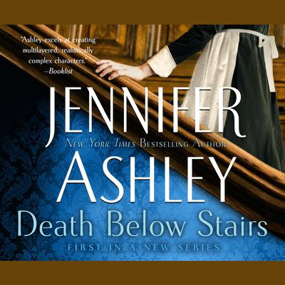 Death below Stairs by Jennifer Ashley audiobook