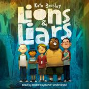 Lions & Liars by  Kate Beasley audiobook