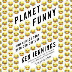 Planet Funny by Ken Jennings audiobook