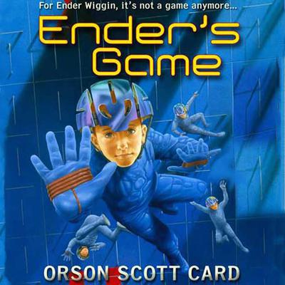 Ender's Game by Orson Scott Card audiobook