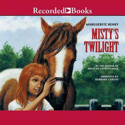 Misty's Twilight by Marguerite Henry audiobook