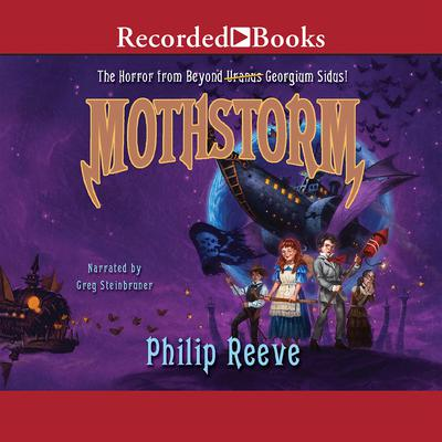 Mothstorm by Philip Reeve audiobook
