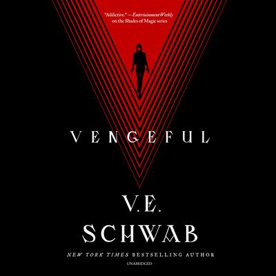 Vengeful by V. E. Schwab audiobook