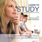 Learn to Study by  Aidan Moran audiobook