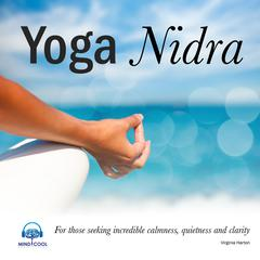 Yoga Nidra by Virginia Harton audiobook