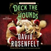 Deck the Hounds by  David Rosenfelt audiobook