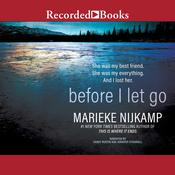 Before I Let Go by  Marieke Nijkamp audiobook
