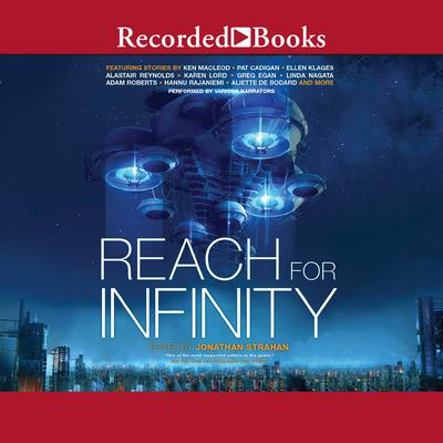 Reach for Infinity by Ken MacLeod audiobook