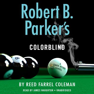 Robert B. Parker's Colorblind by Reed Farrel Coleman audiobook