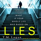 Lies by  T. M. Logan audiobook