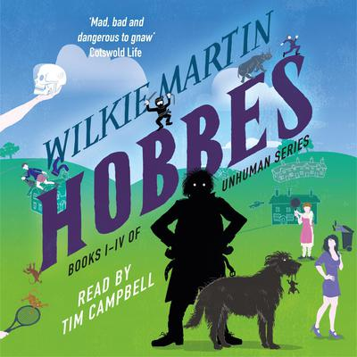 Hobbes by Wilkie Martin audiobook