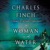 The Woman in the Water by  Charles Finch audiobook