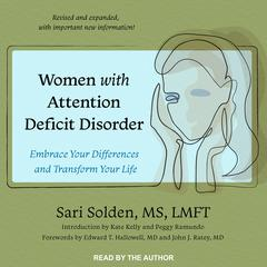 Women with Attention Deficit Disorder by Sari Solden audiobook