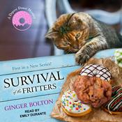 Survival of the Fritters by  Ginger Bolton audiobook