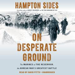 On Desperate Ground by Hampton Sides audiobook