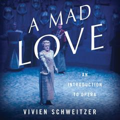 A Mad Love by Vivien Schweitzer audiobook