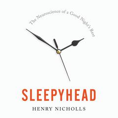 Sleepyhead by Henry Nicholls audiobook
