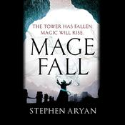 Magefall by  Stephen Aryan audiobook