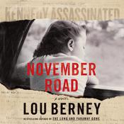 November Road by  Lou Berney audiobook